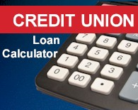 Link to Credit Union Loan Calculator